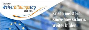 Banner mit Motto DWT 2021